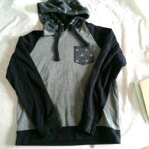 Women's LG hoodie/sweatshirt Sunday Work Clothes